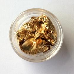 Feuille d'or (doré)