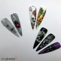 Formation Nail Art Halloween