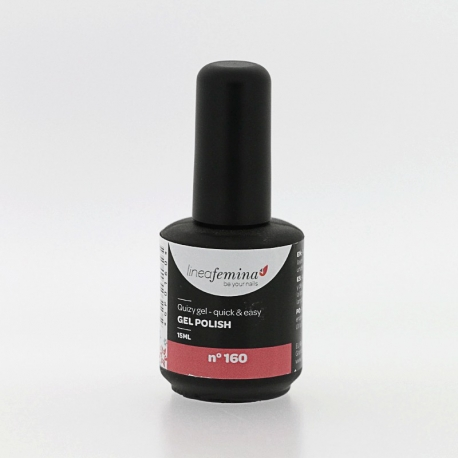 Vernis Permanent N°160 Rose Tendre