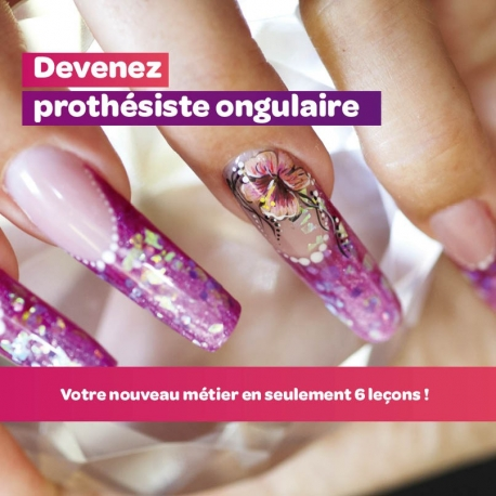 "formation  onglerie: Formation ongle "" Déclic Gel"""