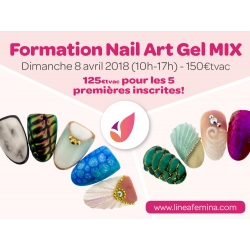 Formation Nail Art Gel Mix