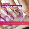 """formation  onglerie: Formation ongle """" Déclic Gel"""""""