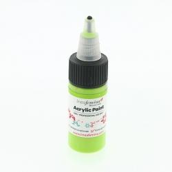 Peinture Acrylique - Vert 25Gr/Bout.