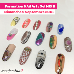 Formation Nail Art Gel Mix Avancé