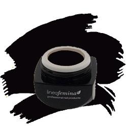 Gel Paint Noir black Nail Art