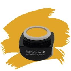 Gel Paint jaune - yellow Nail Art