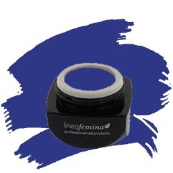 Gel Paint bleu - blue  Nail Art