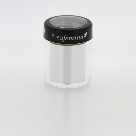 Transfer Foil 56 Argent (150Cm X3Cm)
