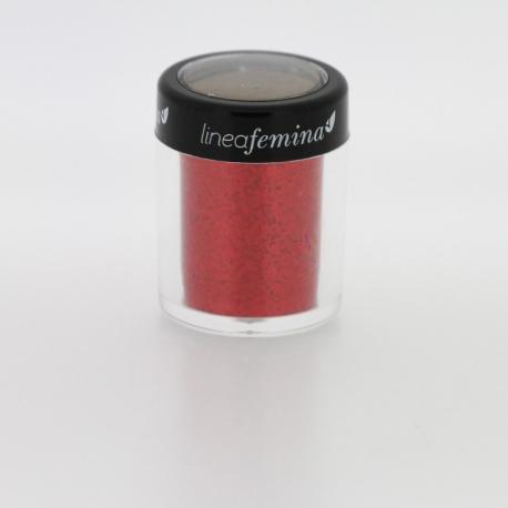 Transfer Foil 76 Paillette Rouge (150Cm X3Cm)