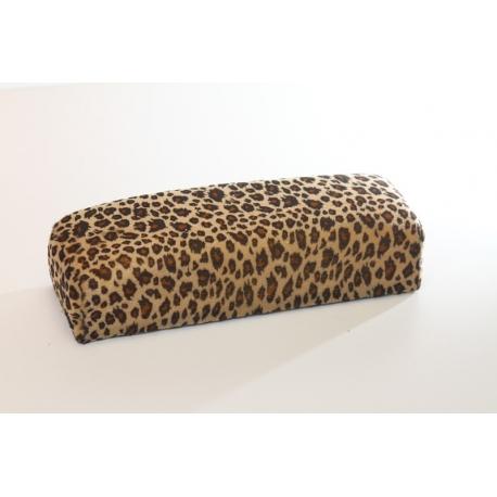 Coussin Manucure Leopard
