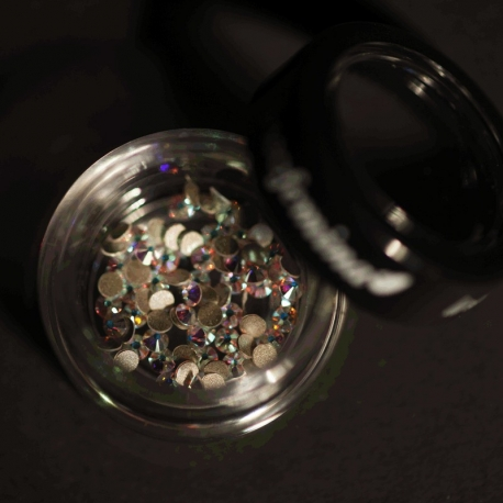 Swarovski Strass Large Crystal 9 Ab - 72Pcs