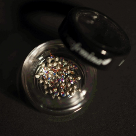 Swarovski Strass Diamant Taille 4 Crystal Ab - 72 Pcs