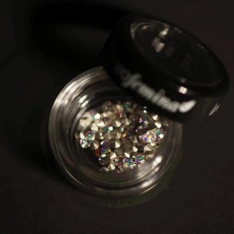 Swarovski Strass Diamant Taille 5 Crystal Ab - 72 Pcs