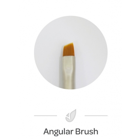 "Pinceau One Stroke Bisaute ""Angular"""