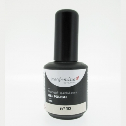 Vernis Permanent N°10 Transparent Pailleté