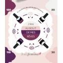 Kit Vernis Permanent 4Pcs
