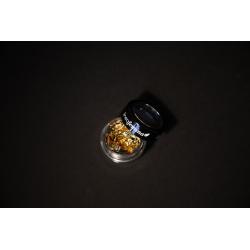 Feuille d'or (doré à reflets)