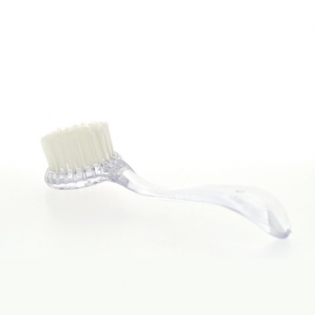 Brosse A Manucure Douce Blanche