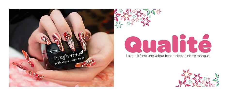 LineaFemina : La qualité est la valeur fondatrice de notre marque.