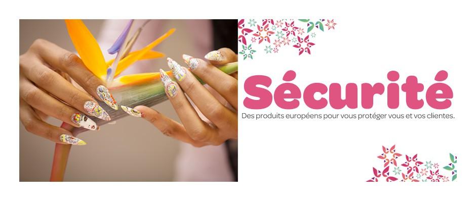 Charte des valeurs de notre marqueDes produits européens pour vous protéger vous et vos clientes.