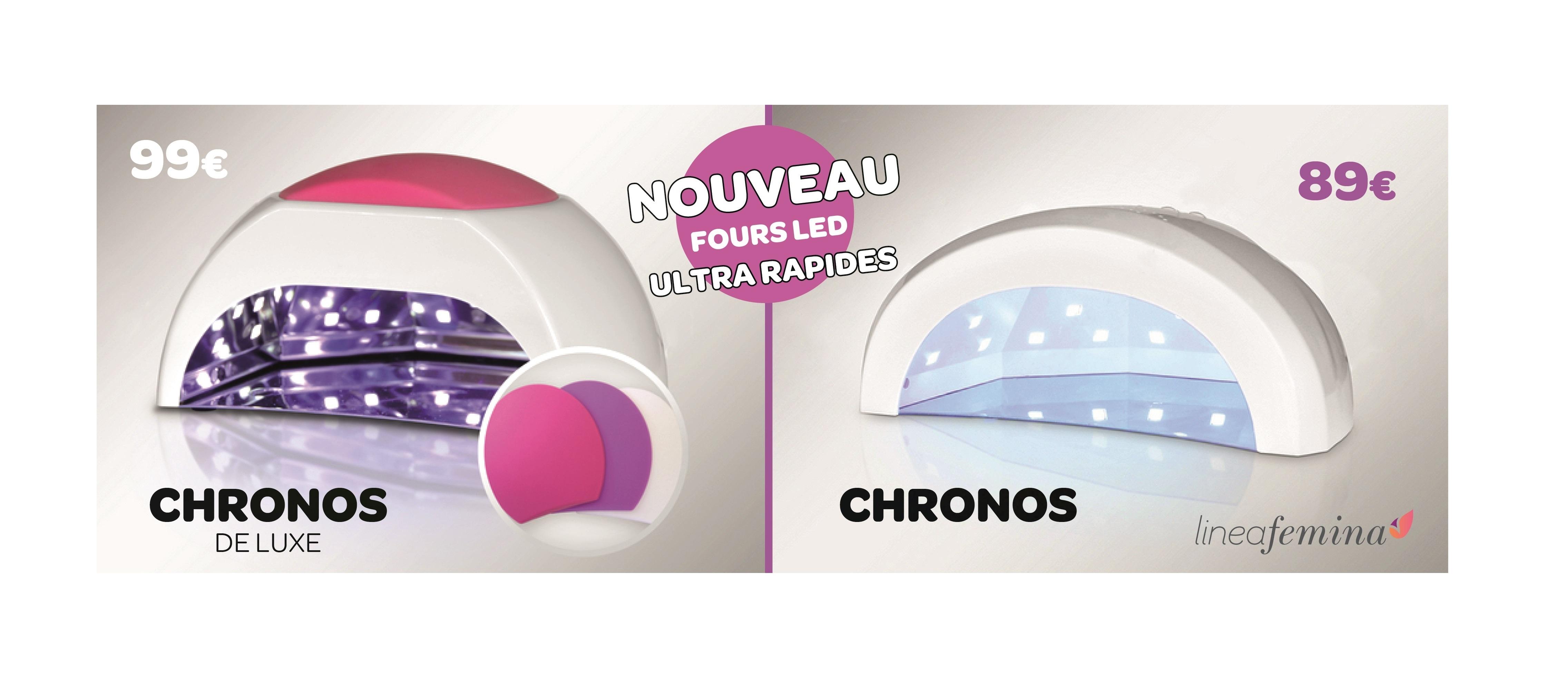 Nouveaux four LED UV Ultra Rapide et Spacieux