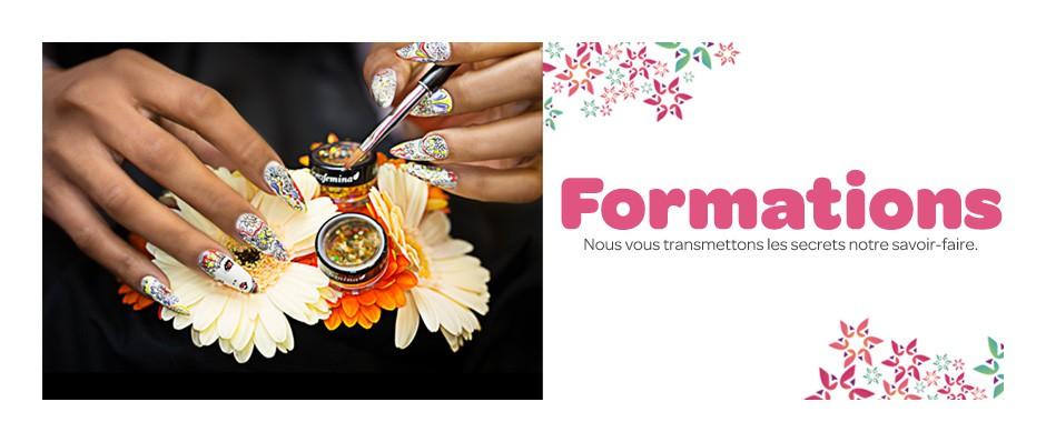 Les formations Linea Femina : Nous vous transmettons les secrets  de notre savoir-faire.